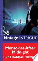 Memories After Midnight Mills Boon Intrigue  book