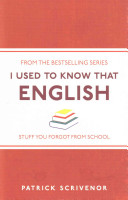 I Used to Know That English