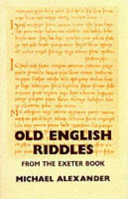 Old English riddles from the Exeter Book