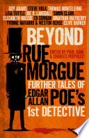 Beyond Rue Morgue Anthology