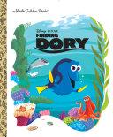 Finding Dory Little Golden Book  Disney Pixar Finding Dory