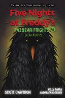 Blackbird Five Nights At Freddy S Fazbear Frights 6