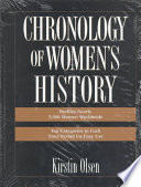 Chronology of Women s History