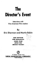 The Director S Event book
