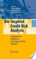 Bio Inspired Credit Risk Analysis