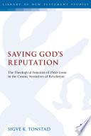 Saving God s Reputation