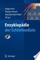 Enzyklopädie der Schlafmedizin