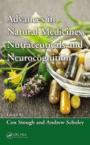 download ebook advances in natural medicines, nutraceuticals and neurocognition pdf epub