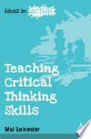 Teaching Critical Thinking Skills