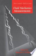 Fluid Mechanics Measurements  Second Edition