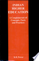 Indian Higher Education Book PDF