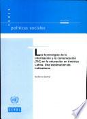 Las tecnologías de la información y la comunicación (TIC) en la educación en América Latina