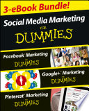 Social Media Marketing For Dummies eBook Set