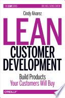 Lean Customer Development