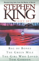 Bag Of Bones/the Green Mile/the Girl Who Loved Tom Gordon : ...