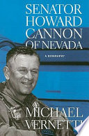 Senator Howard Cannon of Nevada