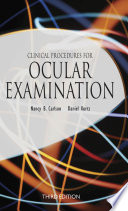 Clinical Procedures for Ocular Examination  Third Edition
