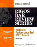 Multistate Performance Test  MPT  Review