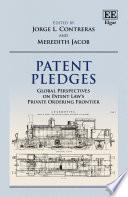 Patent Pledges