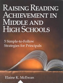 Raising reading achievement in middle and high school