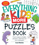 The Everything Kids  More Puzzles Book