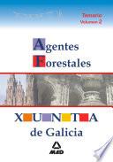 Agentes Forestales de la Xunta de Galicia Temario Volumen Ii Ebook