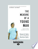 The Measure of a Young Man  Become the Man God Wants You to Be  Large Print 16pt