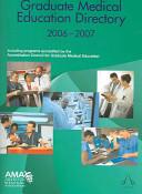 Graduate Medical Education Directory
