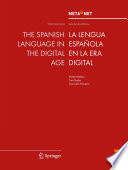 The Spanish Language in the Digital Age