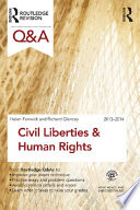 Q A Civil Liberties Human Rights 2013 2014