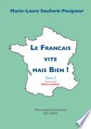 Le Fran  ais vite mais bien tome 3   tudiant