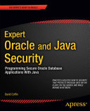 Expert Oracle And Java Security