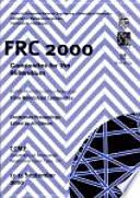 FRC 2000     Composites for the Millennium