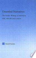 Unsettled Narratives Book PDF