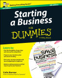 Starting a Business For Dummies   UK
