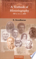 A Textbook of Historiography  500 B C  to A D  2000