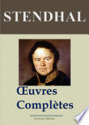 Stendhal   Oeuvres compl  tes  Nouvelle   dition enrichie