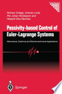 Passivity based Control of Euler Lagrange Systems