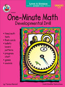 One Minute Math