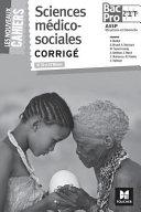Sciences m  dico sociales 2de 1re Tle bac pro ASSP Les nouveaux cahiers