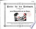 Lieder f  r den Landmann  In Musik gesetzt  Nebst zweyen Schweizerliedern und einer Cantate