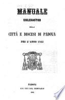 Almanacco diocesano di Padovas