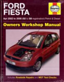 Ford Fiesta Petrol And Diesel Service And Repair Manual