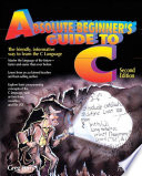 Absolute Beginner s Guide to C