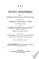 Key to Pelton's Hemispheres