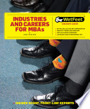Industries and Careers for MBAs