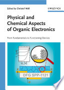 Physical and Chemical Aspects of Organic Electronics