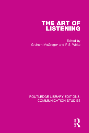 Download Pdf The Art of Listening