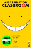 Assassination Classroom   Pack D  couverte   T1    3