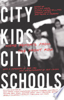 City Kids  City Schools
